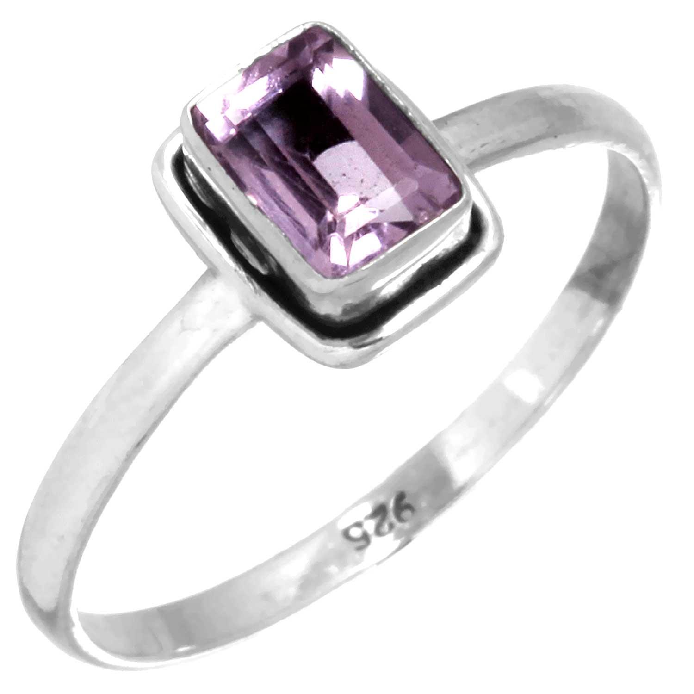 Sterling silver Amethyst (2ctw) Ring ID=rg854amef