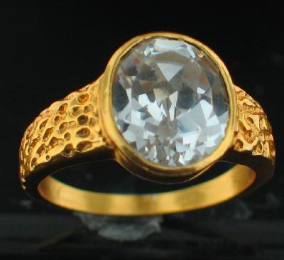 24k Gold Plated Ring (rgg286C)