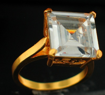 wholesale 24k Gold Plated Ring (rgg287C)