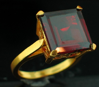 wholesale 24k Gold Plated Ring (rgg287R)