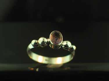 Sterling silver Amethyst (2ctw) Ring ID=rn108bamef