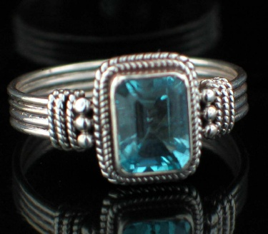 wholesale Sterling Silver Gemstone Ring (rns620btpf_10_Custom)