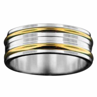 Stainless Steel Ring (srg155)