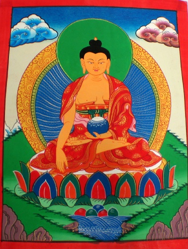 wholesale Tibetan Buddhist Thangka Painting (thangka04)