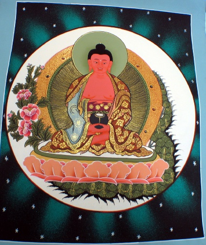 wholesale Tibetan Buddhist Thangka Painting (thangka24)