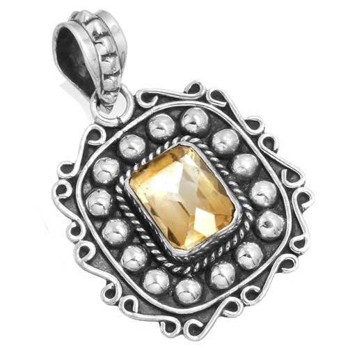 Wholesale Extended Line of Wholesale Pendants (Product ID = 14954_P_Citrine_5.40)