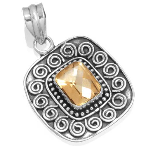 Wholesale Extended Line of Wholesale Pendants (Product ID = 14955_P_Citrine_5.20)