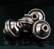 Sterling silver Copper Beads Findings_Copper