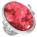 Wholesale Extended Line of Wholesale Rings (Product ID = 16613_R5_Pink_Thulite_5.00)