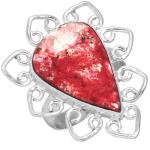 Wholesale Extended Line of Wholesale Rings (Product ID = 16616_R6_Pink_Thulite_4.90)