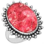 Wholesale Extended Line of Wholesale Rings (Product ID = 16623_R8_Pink_Thulite_6.80)