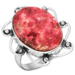 Wholesale Extended Line of Wholesale Rings (Product ID = 16624_R5.5_Pink_Thulite_5.40)