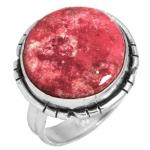 Wholesale Extended Line of Wholesale Rings (Product ID = 16627_R5_Pink_Thulite_4.00)