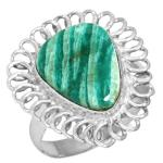 Wholesale Extended Line of Wholesale Rings (Product ID = 16636_R8_Russian_Amazonite_5.10)