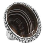 Wholesale Extended Line of Wholesale Rings (Product ID = 16773_R7_Black_Botswana_Agate_6.00)