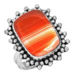 Wholesale Extended Line of Wholesale Rings (Product ID = 16789_R5_Red_Botswana_Agate_5.00)