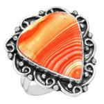 Wholesale Extended Line of Wholesale Rings (Product ID = 16793_R7.5_Red_Botswana_Agate_6.40)