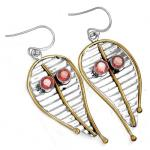 Wholesale Extended Line of Wholesale Earrings (Product ID = 7794_E_Garnet_7.80)